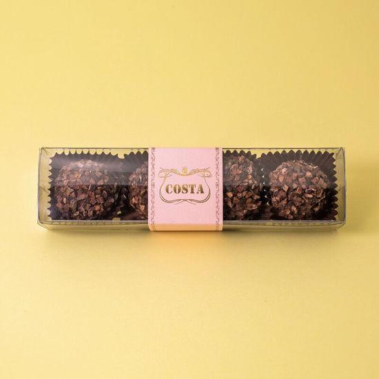 Immagine di Tartufini al cioccolato