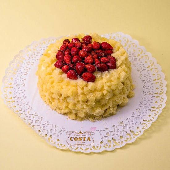 Immagine di Mimosa Con Fragoline