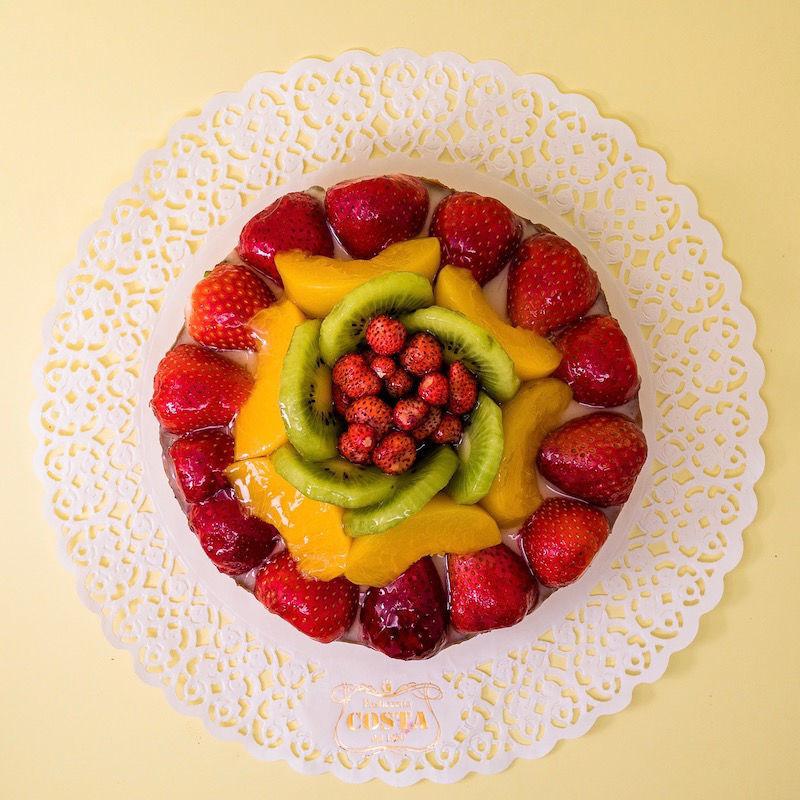 Immagine di Crostata Alla Frutta