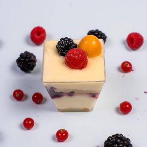Immagine di Mousse Ai Frutti Di Bosco