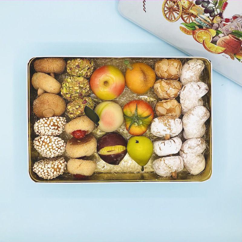 Immagine di Confezione in latta Martorana e Dessert 1,1 Kg