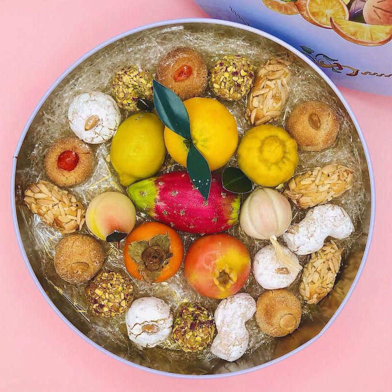 Immagine di Confezione in Latta Martorana e Dessert 1,6 Kg