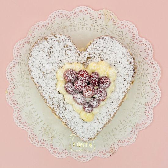 Immagine di Sfoglia Chantilly e Fragoline San Valentino